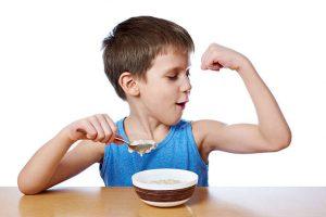 Oats nutrition Hero