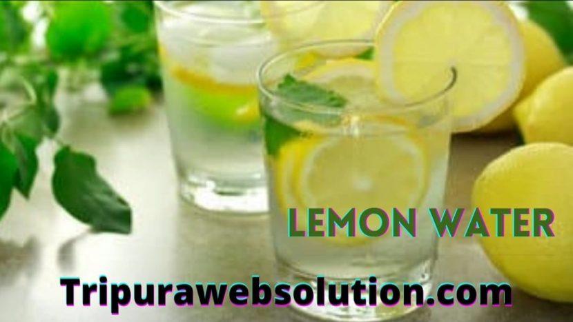 Lemon water TWS