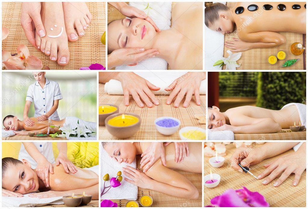 body massage spa