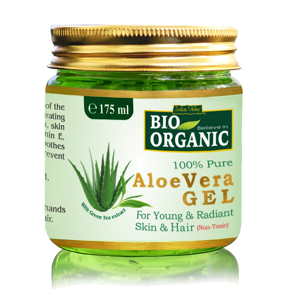Bio Organic Alovera Gel