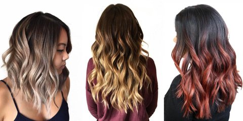 How to treat colored hair at home?